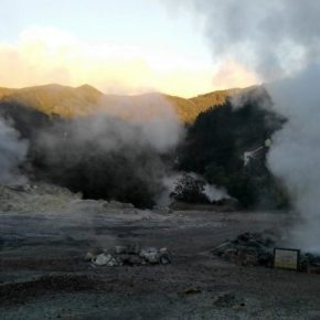 Hot Spring's Furnas